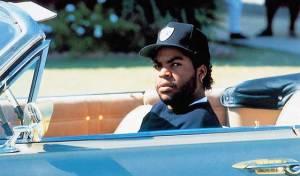 Cenas do filme,  Boyz N The Hood (Os donos da Rua).