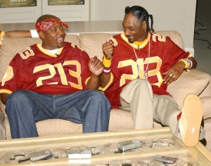 213's 1st Concert Featuring Snoop Dogg, Warren G and Nate Dogg - July 17, 2004