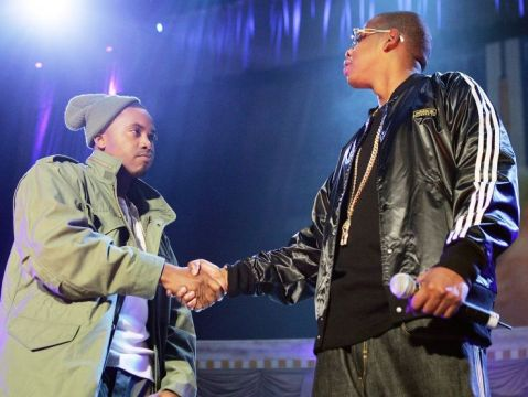 Nas e Jay-Z