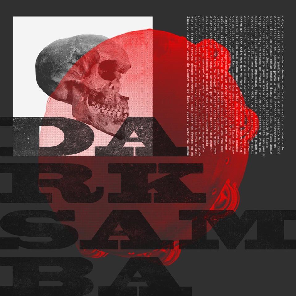 """O grupo ATTICA! lançou seu primeiro single """"DarkSamba""""."""