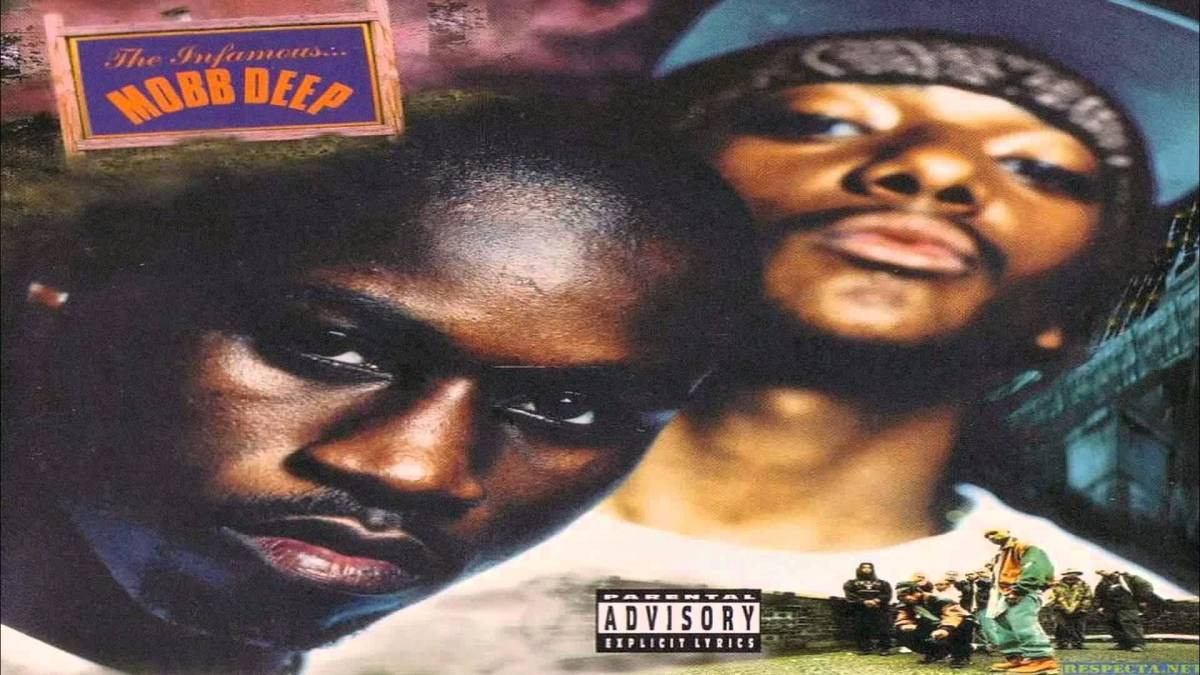 "A criação de ""The Infamous"" do Mobb Deep."