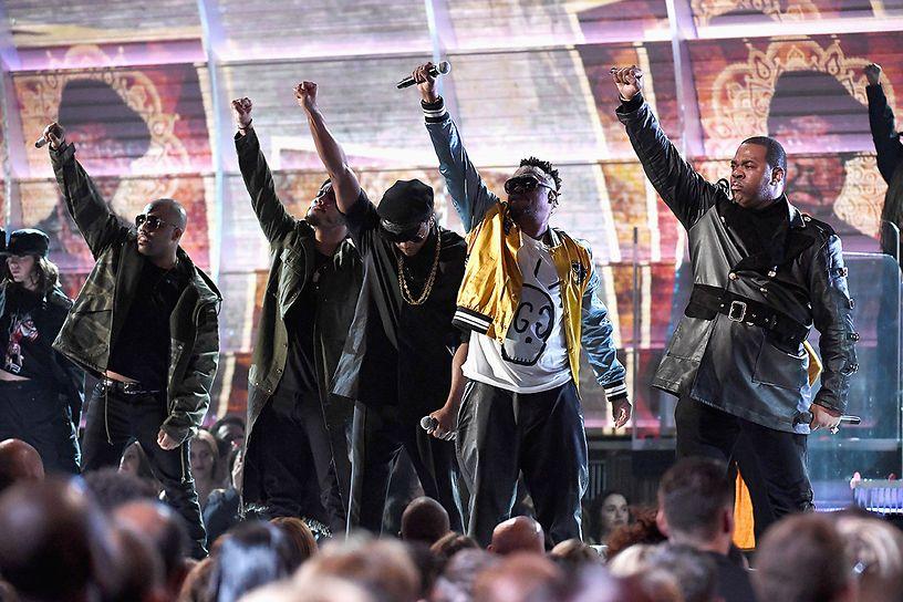 A melhor performance que você poderia ter visto no Grammy 2017; A Tribe Called Quest e Anderson.Paak
