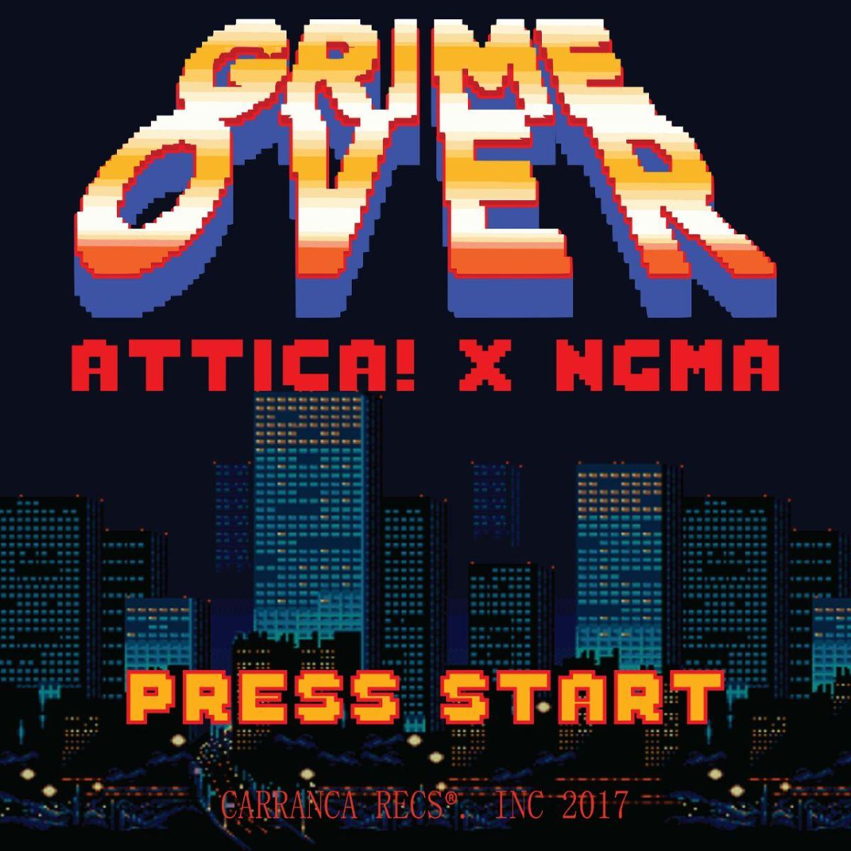 """""""Grime Over"""", do selo Carranca Records, chega às ruas.Ouçam!"""