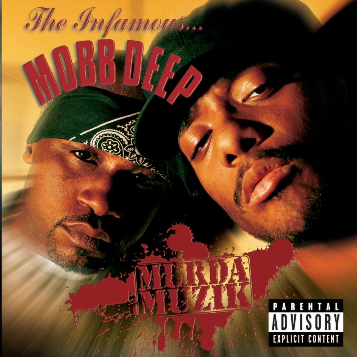 """18 anos de """"Murda Muzik"""", o quarto albúm do duo MobbDeep."""